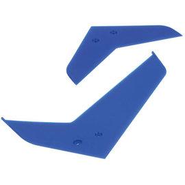 E-FLITE EFL H1472B STABILIZER FIN SET BLUE B400