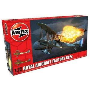 AIRFIX AIR A02101 ROYAL AIRCRAFT FACTORY BE2C 1/72 MODEL KIT