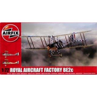 AIRFIX AIR 02104 ROYAL AIRCRAFT FACTORY BE2C