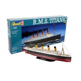 REVELL GERMANY REV 05210 RMS TITANIC 1/700 model kit