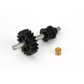 BLH BLH 1655  Tail Drive Gear/Pulley Assembly: B450, B400, 330X, 330S