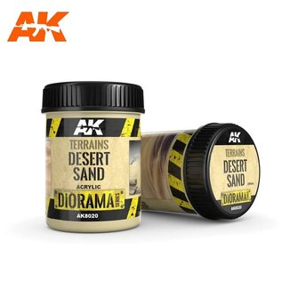 AKI 8020 TERRAINS DESERT SAND 250ml
