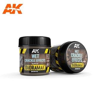 AKI 8034 WET CRACKLE EFFECTS 100ml