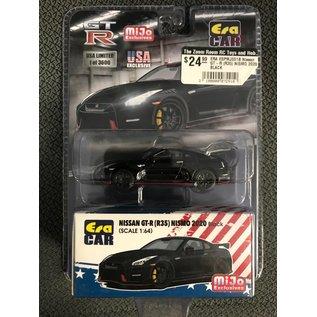 ERA CAR ERA ESPMJ001B Nissan GT-R (R35) NISMO 2020 BLACK