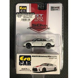 ERA CAR ERA NS20GTRSP26B Nissan GT-R 50TH ANNIVERSARY EDITION PEARL WHITE
