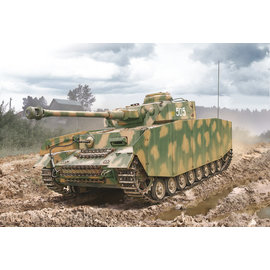 ITALERI ITA 6578 Pz. Kpfw. IV Ausf.H model kit 1:35 MODEL KIT