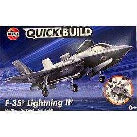 AIRFIX AIR J6040 QUICK BUILD F-35 LIGHTNING II KIT