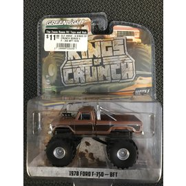 GREENLIGHT COLLECTABLES GLC 49050-A KINGS OF CRUNCH SERIES 5 F-350 BFT 1978