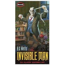 MOEBIUS MOE 903 1/8 The Invisible Man Model Kit