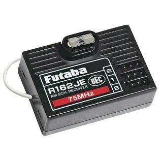FUTABA FUT L0209 R162JE 2Ch AM Rx 75MHz w/BEC (NO CRYSTAL)