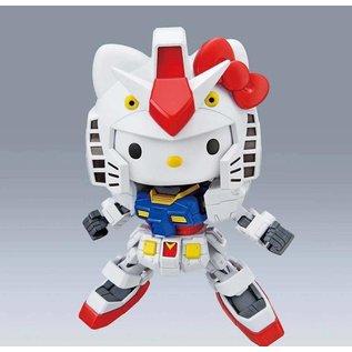 BANDAI BAN 5058924 SD Gundam EX Standard Hello Kitty RX-78-2 Gundam Kit