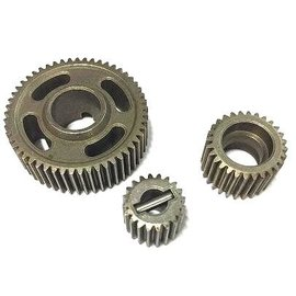 Redcat Racing RED 13859 Steel transmission gear set (20T, 28T, 53T) and pin