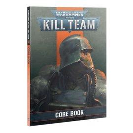 GAMES WORKSHOP WAR 60040199135 KILL TEAM CORE BOOK 2021