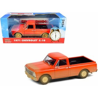 GREENLIGHT COLLECTABLES GLC 84131 1971 CHEVROLET C-10 Groundhog Day
