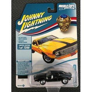 JOHNNY LIGHTNING JL MC026A3 1971 AMC JAVELIN AMX BLACK