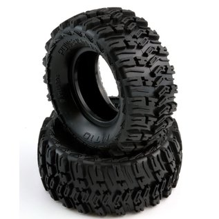 """Power Hobby PHB PHT3204 MT10 1.0"""" Micro Crawler Tires, 1/24 Axial SCX24 C10 Jeep Betty (2 TIRES)"""