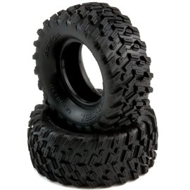 """Power Hobby PHB PHT3203 Armor 1.0"""" Micro Crawler Tires, 1/24, Axial SCX24 C10 Jeep Betty (2 TIRES)"""