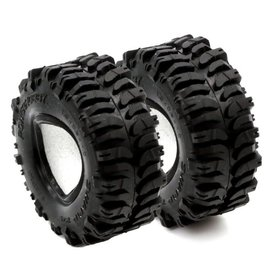 """Power Hobby PHB PHT3201 Swamp 24 1.0"""" Micro Crawler Tires 1/24 Axial SCX24 C10 Jeep Betty (2 TIRES)"""