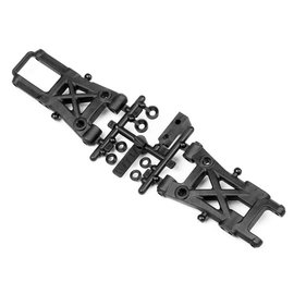 HPI RACING HBS 67717 Graphite Suspension Arm Set: CYC TC,TCX