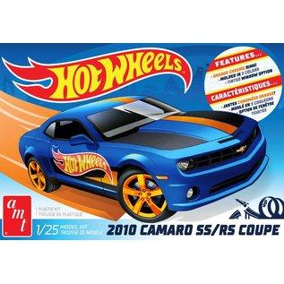 AMT AMT 1255M 1/25 2010 Chevy Camaro Hot Wheels MODEL KIT