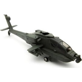 BLH BLH 2520 BODY SET APACHE W/LED AH-64