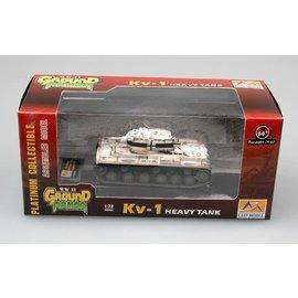 Easy Models EAS 36278 1/72 Captured KV-1 Tank   PREASSEMBLED PLASTIC       **