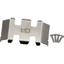 HRA SXTF332C Stainless Steel Center Belly Skid Plate SCX24