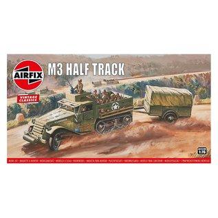 AIRFIX AIR A02318V M3 HALF-TRACK 1/76 PLASTIC MODEL