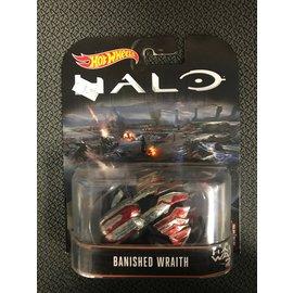 HOT WHEELS H/W DMC55 BANISHED WRAITH HALO DIECAST