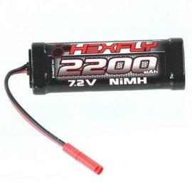 Redcat Racing RED HX2200MHB 2200 MAH 7.2V 7.2VOLT