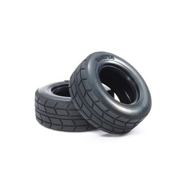 TAMIYA TAM 51589 On-Road Racing Truck Tires (2)