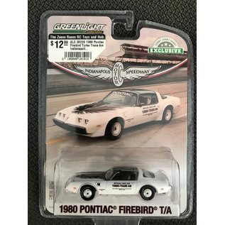 GREENLIGHT COLLECTABLES GLC 30226 1980 Pontiac Firebird Turbo Trans Am Indianapolis 500 Pace Car