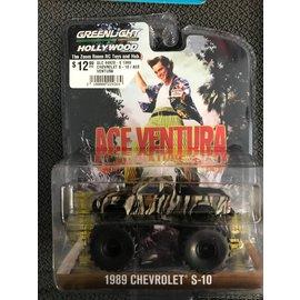 GREENLIGHT COLLECTABLES GLC 44920-E 1989 CHEVROLET S-10 / ACE VENTURA