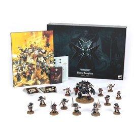 GAMES WORKSHOP WAR 60010101003 BLACK TEMPLARS ARMY SET