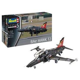 REVELL GERMANY REV 03852 BAe HAWK T2 MODEL KIT 1:32 MODEL