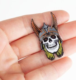 Powell Peralta Pin Andy Skull
