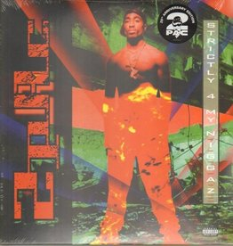 2Pac - Strictly for my N.I.G.G.A.Z (2LP)