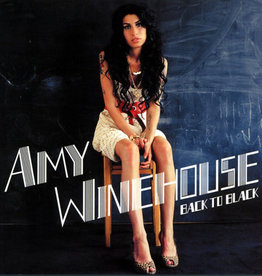 (SC) Amy Winehouse - Back To Black (UK Cover)