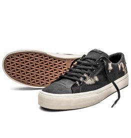 Straye Shoes Stanley Bleached Black