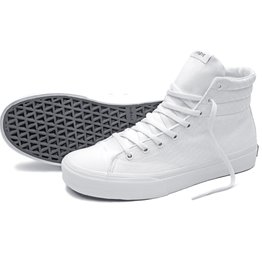 Straye Shoes Venice White Checkodelic