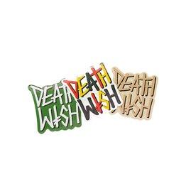 Deathwish Sticker Deathstack Sum