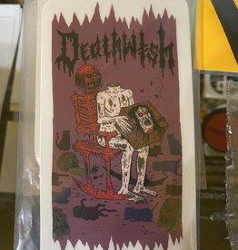 Deathwish Sticker Death Wichz