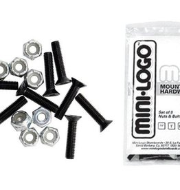 Mini Logo 8 Bolts 1.25""