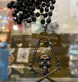 Blvck Scvle Neck Chain Forbidden Rosary