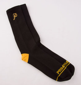 Primitive Socks Black/Gold