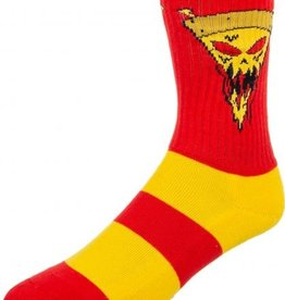 Psockadelic Socks Figgy Evil Pizza