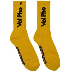 Psockadelic Socks Vol Pho Yellow
