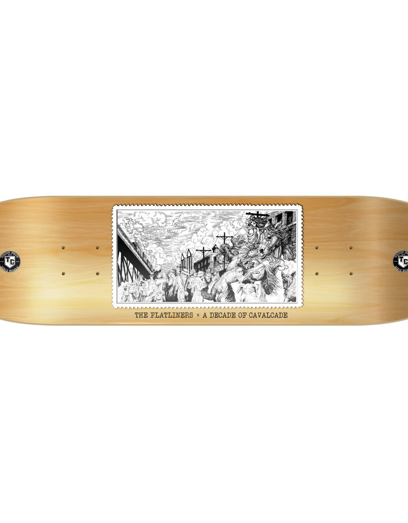 Thought Crimes MFG Flatliners Deck 8.25