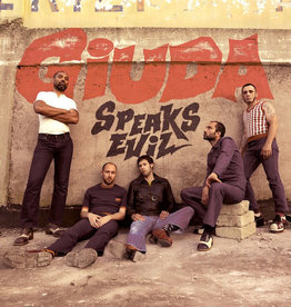 (SC) Giuda - Speaks Evil