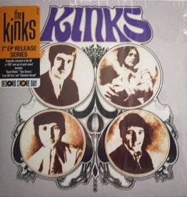 "Kinks - David Watts (7"" EP)"